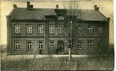 Bornsmindes pagasta skola