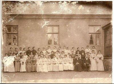 Ļaudonas pagasts. Iesvētības Sāvienas draudzē