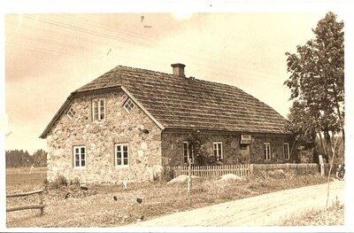Puikules pagasta nama ēka