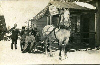 Zālītes pagasta valdes nams