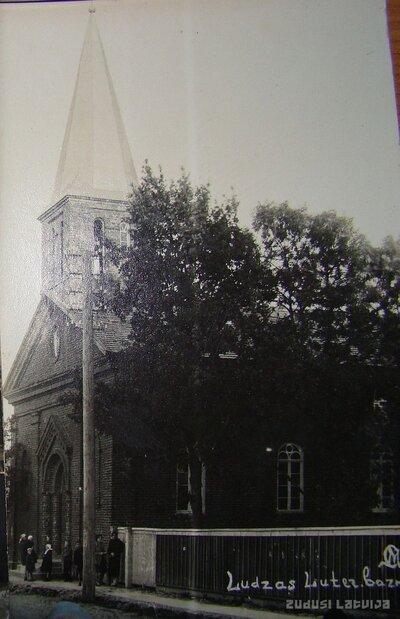 Ludzas luterāņu baznīca