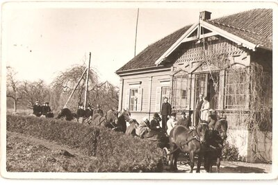 Dobeles pagasts. Lejasstrazdi