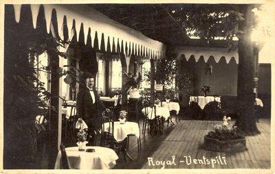Viesnīca Royal Ventspilī