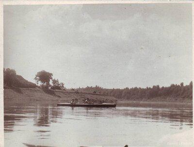 Daugava posmā Pļaviņas - Koknese