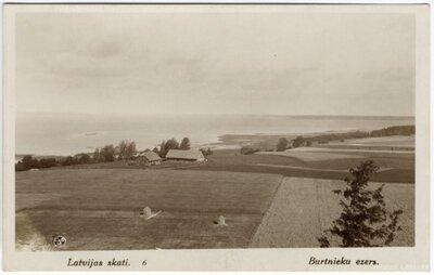 Lauku saimniecība Burtnieku ezera krastā