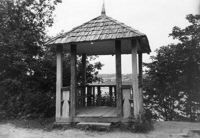 Lapene Vīgantes estrādes parkā