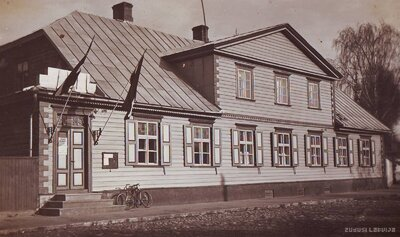 Jēkabpils pilsētas valdes ēka