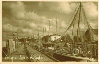 Ventspils zvejas osta