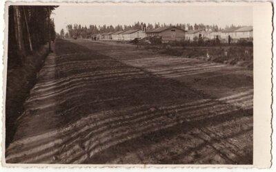 Latvijas armijas Litenes nometnes priekšējā līnija