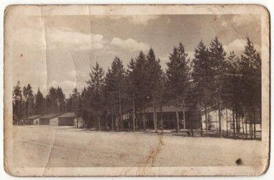 Latvijas armijas Litenes nometnes kazarmas