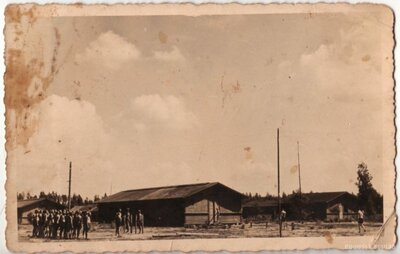 Latvijas armijas nometne Litenē