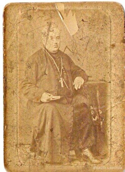 Katoļu Prāvests Staņislavs Lupeiko