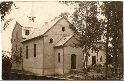Viļakas kapucīnu klostera ēka