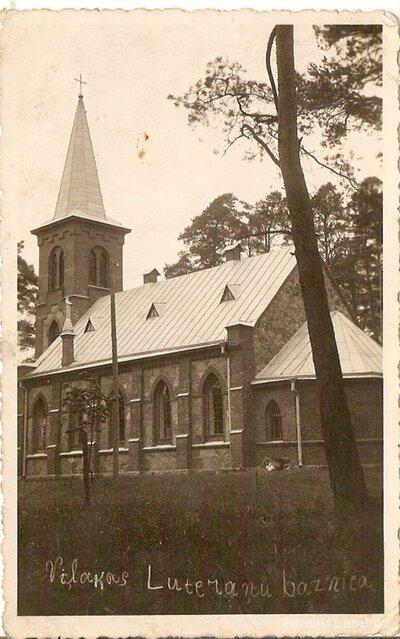 Viļakas luterāņu baznīca