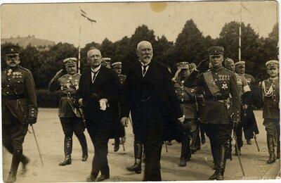 Somijas Republikas prezidenta L. K. Relandera vizīte Latvijā