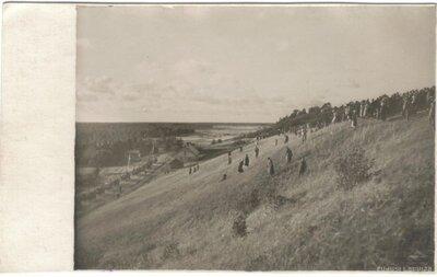 Senais Baltijas jūras krasts starp Ploču purvu un Liepāju