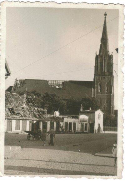 Liepāja. Sv. Annas luterāņu baznīca