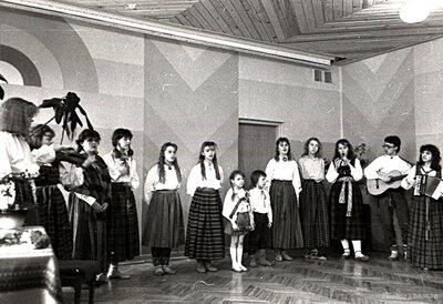 Rakstnieku savienības etnogrāfiskais ansamblis Mūrmuižā