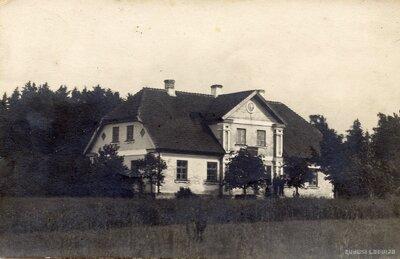 Rudbāržu pagasts. Ēka