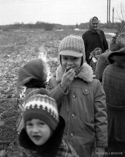 Bērna portrets 1980.g. 28. decembrī