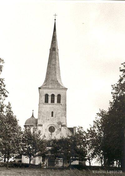 Kabiles luterāņu baznīca