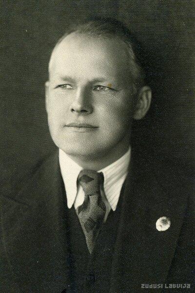 Bernhards Mežmalis. Odzienas pagasta darbvedis