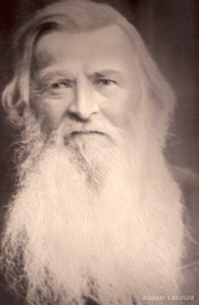 Jānis Bēķis. Pirmās nacionālās atmodas darbinieks