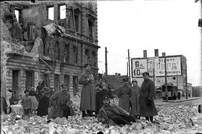 Rīgas pilsētas krastmala pēc bermontiādes