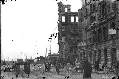Rīgas krastmala pēc bermontiādes