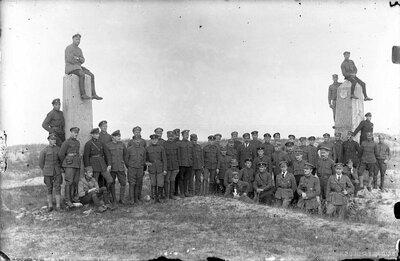 Latvijas armija robežapsardzībā Palangā