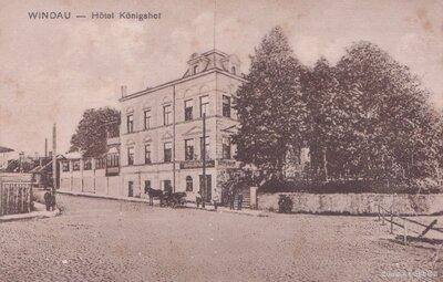Ventspils. Viesnīca Konigshof