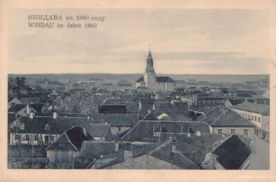 Ventspils 1860. gadā