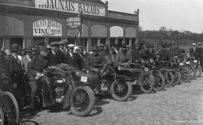 Talsu 1. aizsargu pulka motociklistu rota