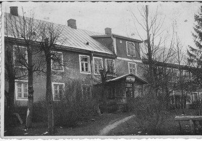 Vietalvas- Odzienas 6- klasīgā pamatskola 1936. gadā