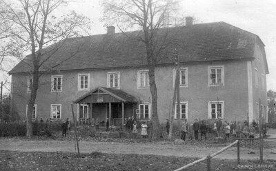 Vietalvas pirmās pakāpes pamatskola 1925. gadā