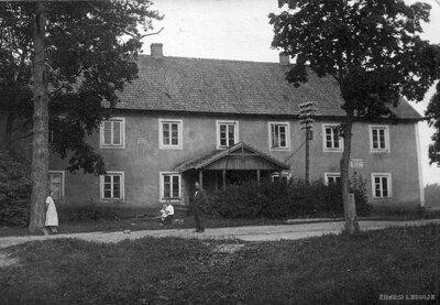 Vietalvas pirmās pakāpes pamatskola 1933. gadā
