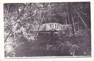 Embūtes pagasts. Tiltiņš Joda dambī