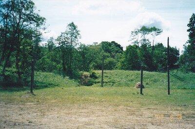 Embūtes pagasts. Joda dambis Embūtes senlejā