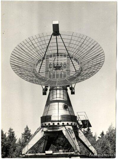 Saules radioteleskops RT-10