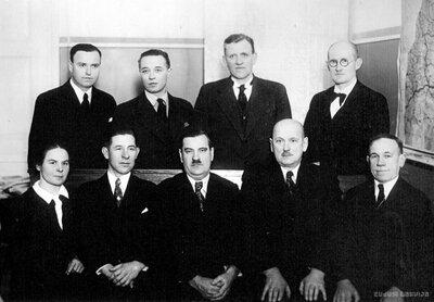 Latvijas bankas Talsu nodaļas darbinieku grupa