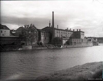 Bauska. Lodiņa alus fabrika