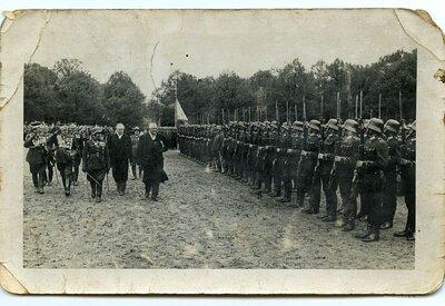 Latvijas armijas parāde