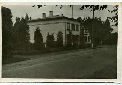 Bauska. Bauskas rajona lauksaimniecības pārvaldes ēka