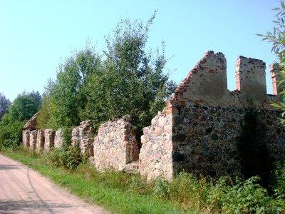 Mākoņkalna pagasts. Maltečkas dzirnavu drupas