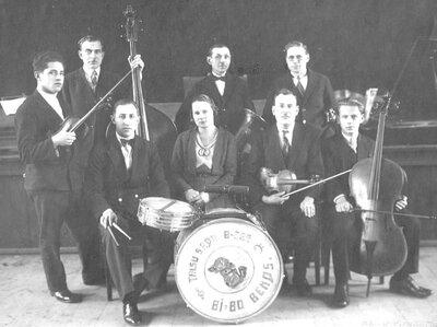 Talsu Sadraudzīgās biedrības bigbenda orķestris