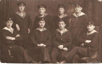 Matrožu grupa Liepājā
