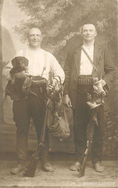 Mednieki Pļaviņās