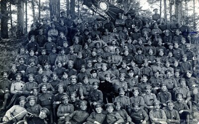 Latviešu strēlnieku 7. Bauskas pulka 5. rota