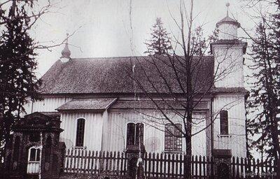 Bērzgales Dieva Apredzības Romas katoļu baznīca