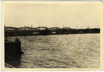 Rīga. Daugavas tilti
